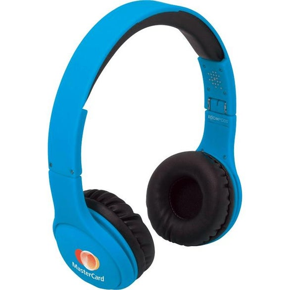 Blue Boompods Headpods