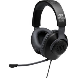 JBL Quantum 100 Wired Over-Ear Gaming Headsets