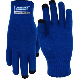 3 Finger Text Gloves