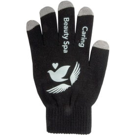 Custom Colored Touch Screen Gloves
