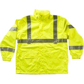 Xtreme Visibility Breathable Rainjackets (Men''s)
