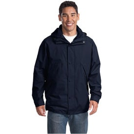 Branded Port Authority 3-in-1 Jacket