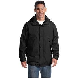 Monogrammed Port Authority 3-in-1 Jacket