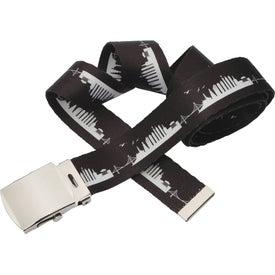Adjustable Belt with Buckle