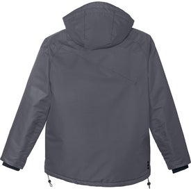 Printed Andrus Insulated Jacket by TRIMARK