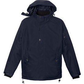 Promotional Andrus Insulated Jacket by TRIMARK