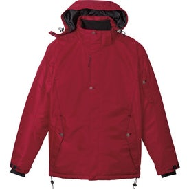 Branded Andrus Insulated Jacket by TRIMARK