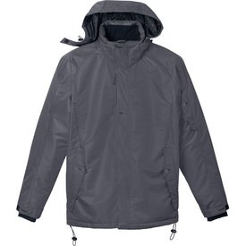 Andrus Insulated Jacket by TRIMARK Printed with Your Logo