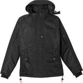 Andrus Insulated Jacket by TRIMARK for Advertising