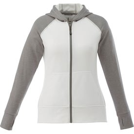 Anshi Knit Full Zip Hoody by TRIMARK (Women's)