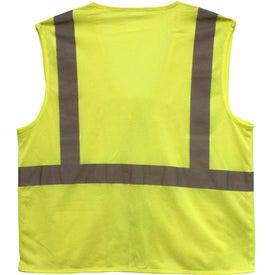 Promotional ANSI 2 Safety Vest with Pockets