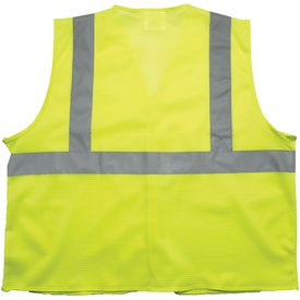 Logo ANSI 2 Yellow Safety Vest