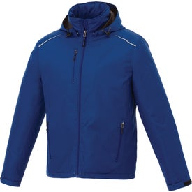 Printed Arden Fleece Lined Jacket by TRIMARK