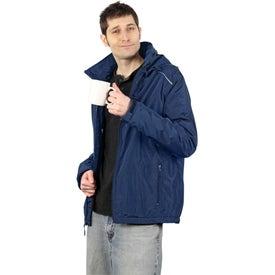 Printed Arden Fleece Lined Jacket by TRIMARK