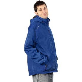Arden Fleece Lined Jacket by TRIMARK for Marketing