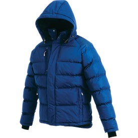 Balkan Insulated Jacket by TRIMARK Printed with Your Logo