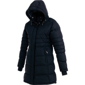 Imprinted Balkan Insulated Jacket by TRIMARK