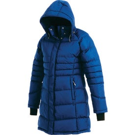 Balkan Insulated Jacket by TRIMARK for Marketing