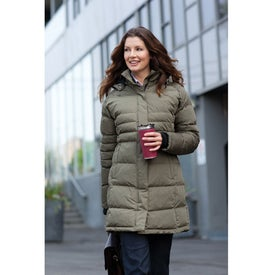 Balkan Insulated Jacket by TRIMARK Giveaways