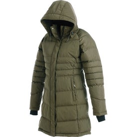 Balkan Insulated Jacket by TRIMARK for Your Company