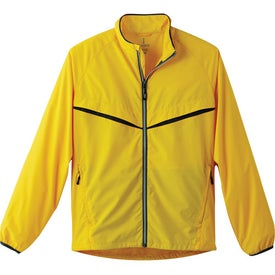 Branded Banos Jacket by TRIMARK