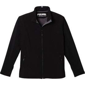 Branded Basin Softshell Jacket by TRIMARK