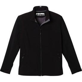 Branded Basin Softshell Jacket by TRIMARK
