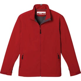 Basin Softshell Jacket by TRIMARK for Marketing