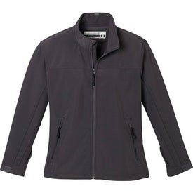 Personalized Basin Softshell Jacket by TRIMARK