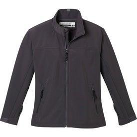 Personalized Basin Softshell Jacket by TRIMARK
