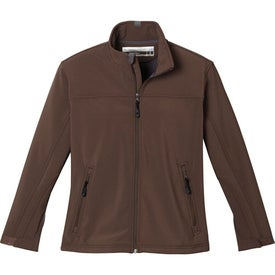 Basin Softshell Jacket by TRIMARK (Women's)