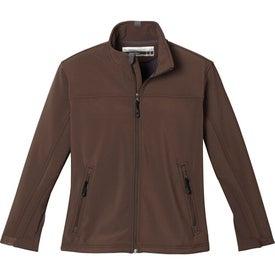 Customized Basin Softshell Jacket by TRIMARK