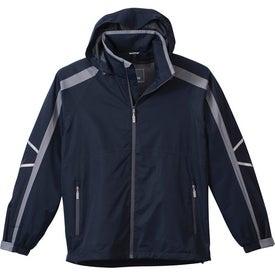 Blyton Lightweight Jacket by TRIMARK for Advertising