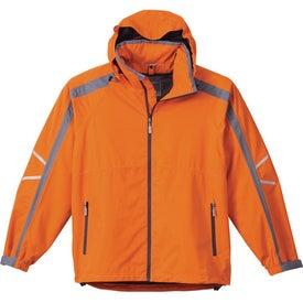 Monogrammed Blyton Lightweight Jacket by TRIMARK