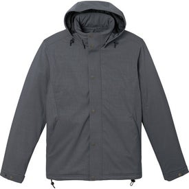 Bornite Insulated Softshell Jacket by TRIMARK