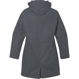 Branded Bornite Insulated Softshell Jacket by TRIMARK