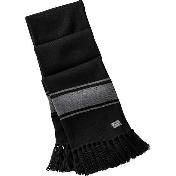 Black BRANCHBAY Roots73 Knit Scarf