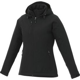 Logo Bryce Insulated Softshell Jacket by TRIMARK