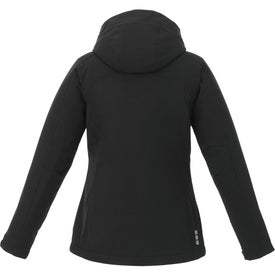 Bryce Insulated Softshell Jacket by TRIMARK Branded with Your Logo