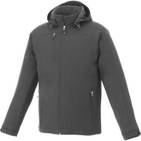Promotional Bryce Insulated Softshell Jacket by TRIMARK
