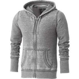 Burnout Fleece Full Zip Hoody by TRIMARK (Women's)