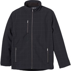 Cabrillo Softshell Jacket by TRIMARK for Promotion