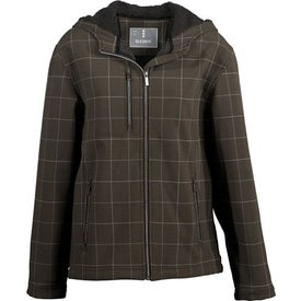 Branded Cabrillo Softshell Jacket by TRIMARK