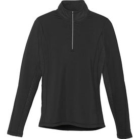 Caltech Knit Quarter Zip Top by TRIMARK for Your Church