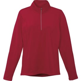 Caltech Knit Quarter Zip Top by TRIMARK for Your Organization