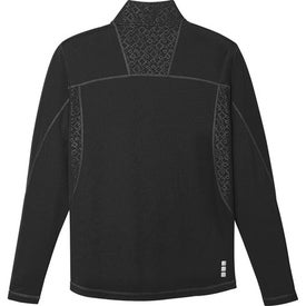 Caltech Knit Quarter Zip Top by TRIMARK for your School