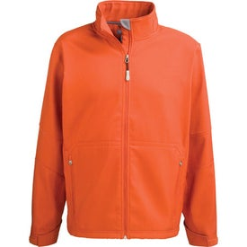 Branded Cavell Softshell Jacket by TRIMARK