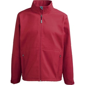 Logo Cavell Softshell Jacket by TRIMARK