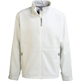 Cavell Softshell Jacket by TRIMARK with Your Slogan