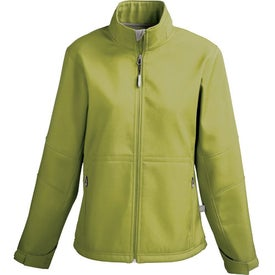 Promotional Cavell Softshell Jacket by TRIMARK